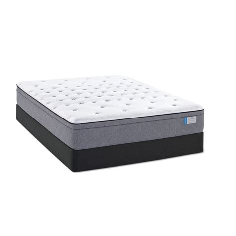 California King Mattress Set by Sealy Posturepedic Drover Plush Top California King