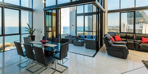 aria 2 bedroom penthouse luxury broadbeach accommodation at aria apartments