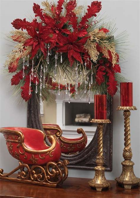decorating your home for the holidays decorate your mirror for the holidays trendy tree blog