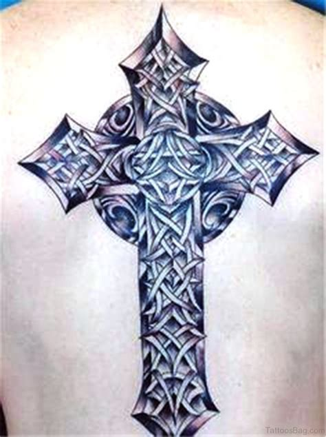 celtic cross back tattoo 100 outstanding celtic tattoos for back
