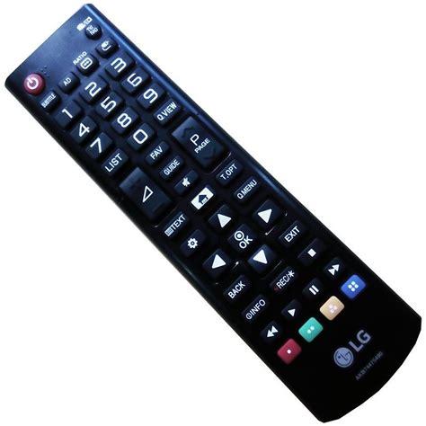 Remote Remot Tv Lg lg 43lh510v tv remote