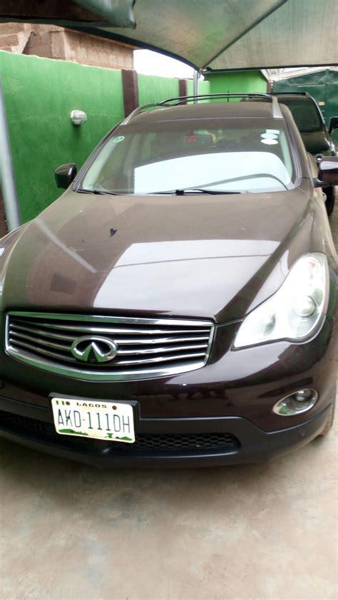 Fx35 Infinity Jeep 2010 Autos Nigeria
