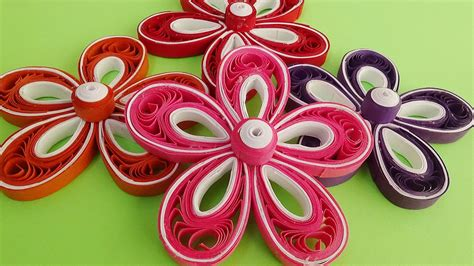 How To Make Paper Quilling - paper quilling how to make a quilled malaysian 3d