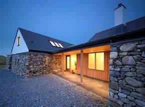 Designing Homes Coll House Scotland Residential Hebrides Building E