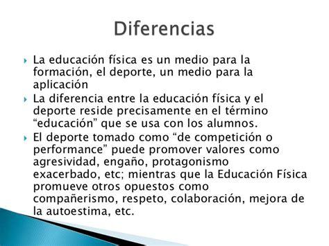 Que Es Un Mba En Educacion by Educaci 243 N F 237 Sica Y Deporte