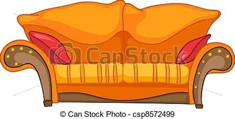 mobilia divani casa mobilia cartone animato divano divano isolato