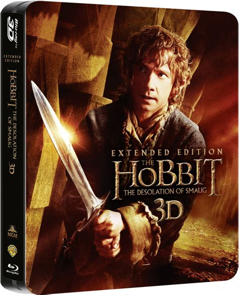 Kaos 3d Of Steel Limited Edition the hobbit the desolation of smaug 3d extended limited