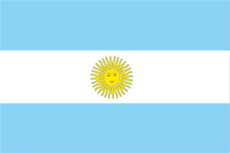 flags of the world yellow sun flags of south american countries part 1 argentina