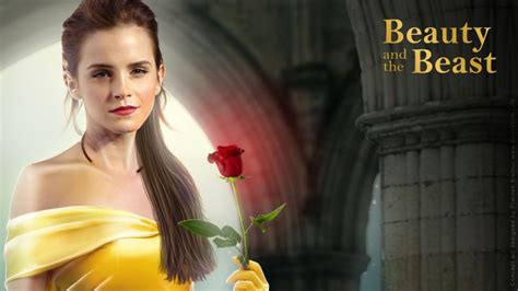 emma watson di film beauty and the beast concept art emma watson as belle in beauty and the beast