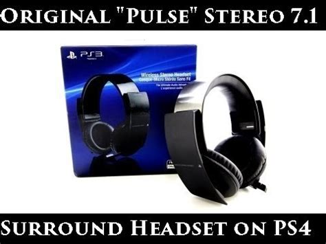 pubg 7 1 vs stereo original sony stereo virtual 7 1 surround wireless headset