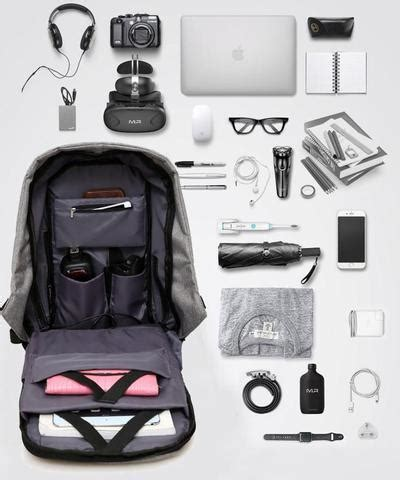 Ryden Anti Theft Back Pack Original Tas Anti Maling securetech anti theft backpack stray deal