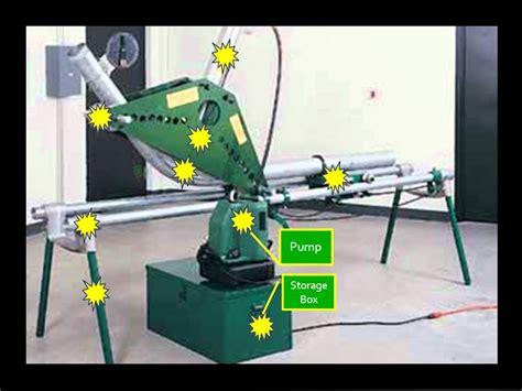 Greenlee Table Bender by Greenlee One Hydraulic Bender