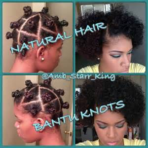 how to style hair how to styling my natural hair bantu knot tutorial