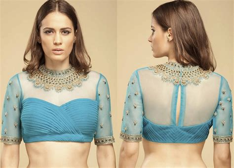 Blouse Should 44 types of saree blouses fashion curious should looksgud in