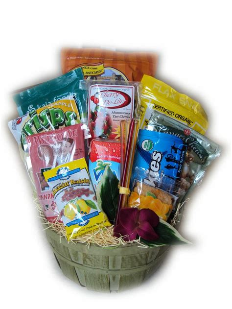 runner healthy gift basket healthy gift ideas for