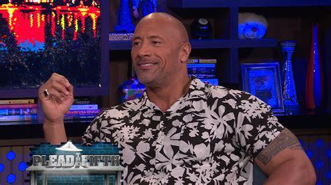 dwayne the rock johnson update dwayne quot the rock quot johnson update on celebrity feuds the