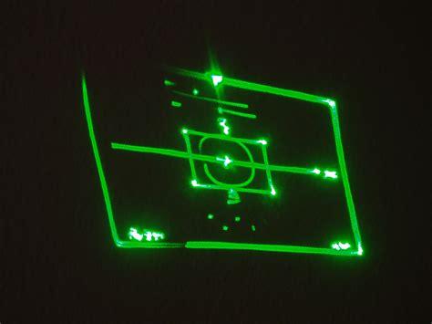 Proyektor Laser disk laser scanner at ilda 4k scanlime