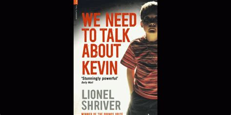 More On Monday We Need To Talk About Kevin By Lionel Shriver by We Need To Talk About The Hairstyles In Age