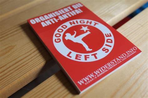 Aufkleber Anti Antifa by Organisiert Die Anti Antifa Patrioten Propaganda