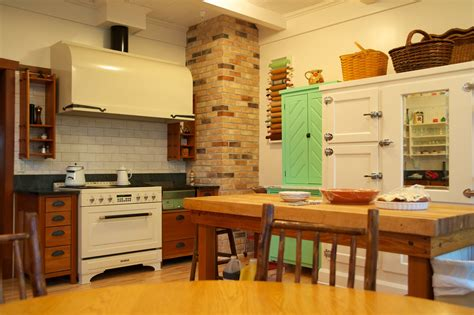 old kitchen furniture kitchens houses with history