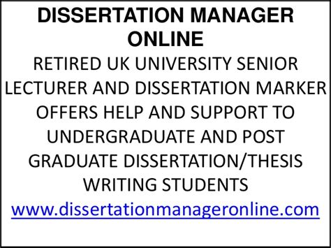 dissertation help uk doctoral dissertation help uk