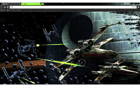Theme Google Chrome Star Wars | star wars chrome web store