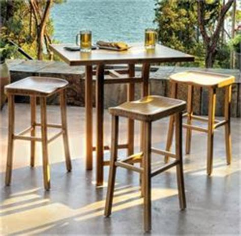 counter height tulip table counter height table tulip pub table greenington bamboo table