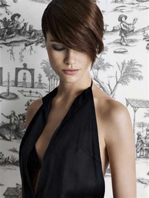 how to style pixie cut with long bangs 2013 pixie hair cuts short hairstyles 2017 2018 most