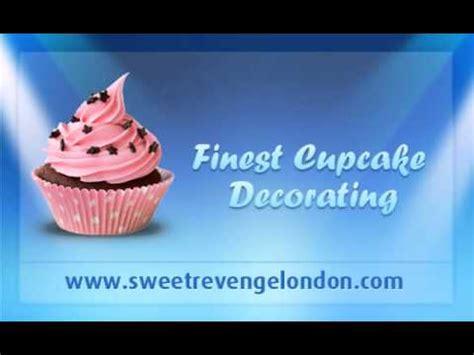 cake baking classes cupcake decorating courses  london youtube