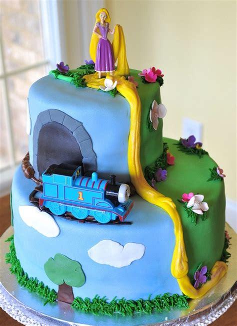 thomas  train  tangled cake love  color  boy girl bday