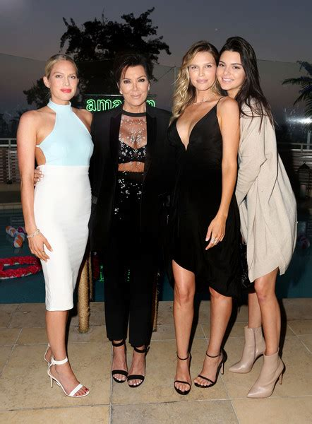 How Is Erin Foster Related To The Jenners | freida pinto dylan penn kendall jenner get fashionable