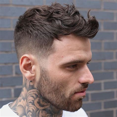 Curly Hairstyles Thick Hair Fade Haircut 30 Best S Fade Haircut Styles 2019 Guide
