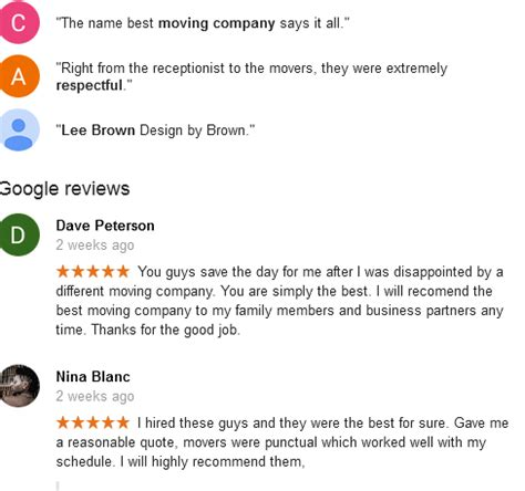 best review review of the best calgary movers and moving companies in