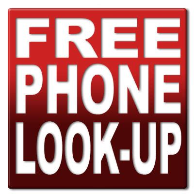 Lookup Free With Name Free Phone Lookup Get The Name Of The Caller With Cell Phone Look Up