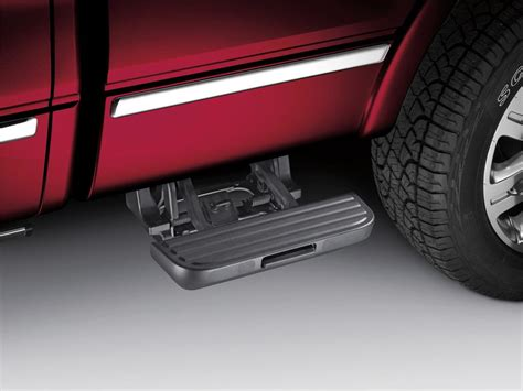 Adding Side Door To Box Truck - side step retractable styleside 6 5 bed passenger side