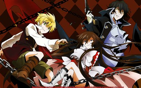 2 Anime Tv by Pandora Hearts Anime Tv Anime Anime World