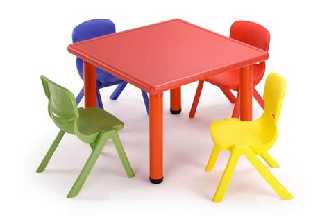 childrens plastic table and chairs homebase plastic table chair set kogan
