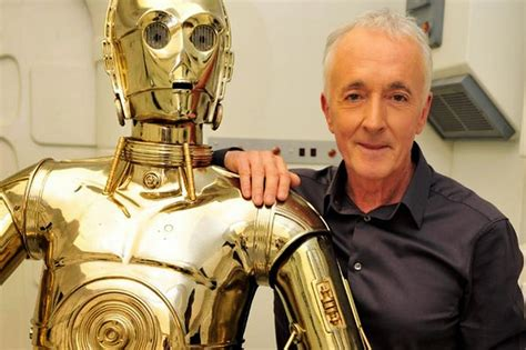 anthony daniels voice actor anthony daniels to appear at star wars celebration europe