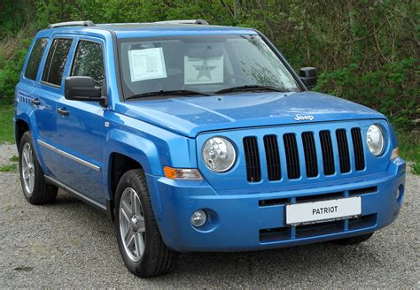 patriot jeep blue jeep patriot review and photos