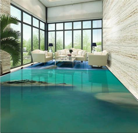 3d floor compare prices on custom waterfall shopping buy
