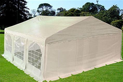 pe tent white heavy duty wedding party tent canopy carport  delta canopies farm