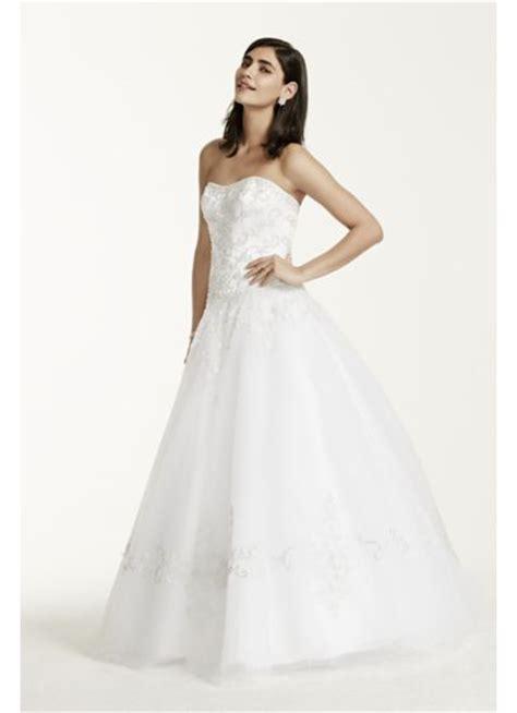 beaded bodice tulle skirt wedding dress satin beaded bodice wedding dress with tulle skirt david