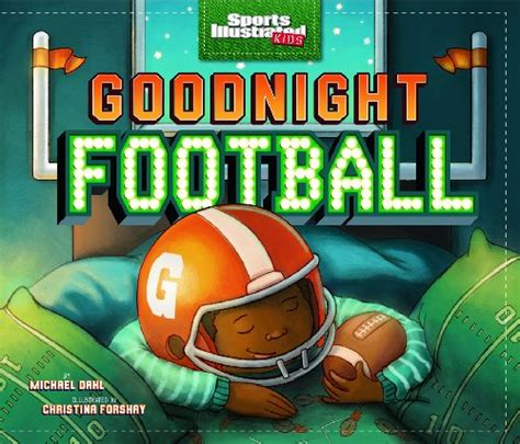 football picture books goodnight football fiction picture books sports