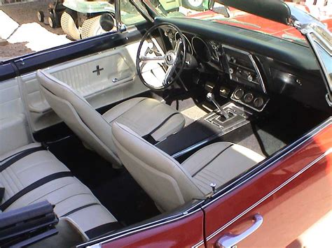 69 Camaro Interior by 67 Camaro Interior Pictures To Pin On