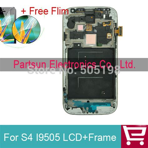 Best Quality Samsung S4 Kaca Lcd Touchscreen aaa quality replacement parts for samsung for galaxy s4
