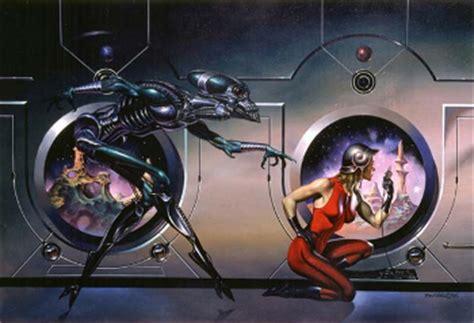 boris vallejo predators 1990 fantasy sci fi art boris vallejo predator and an audience with boris vallejo and julie bell by tachy on on