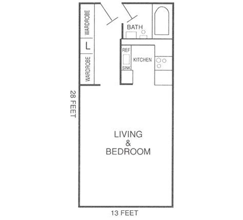 guest house floor plan studio apartment pinterest 287 best images about small space floor plans on pinterest