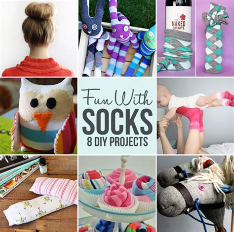 diy socks projects smart and crafty rocks your socks