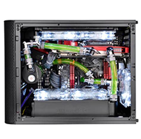 Cube Gaming Kallast C240 Aio Water Cooler 240mm Radiator Murah thermaltake microatx v21 cube black no psu pn ca 1d5 00s1wn 00 computer alliance
