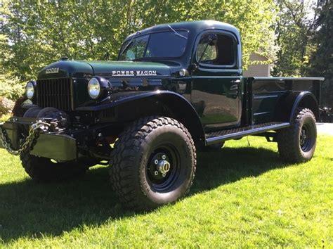 vintage 4x4 trucks on pinterest dodge power wagon gmc trucks and 1958 dodge power wagon w300m 4x4 s pinterest dodge